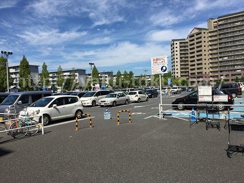 イオン堺北花田駐車場